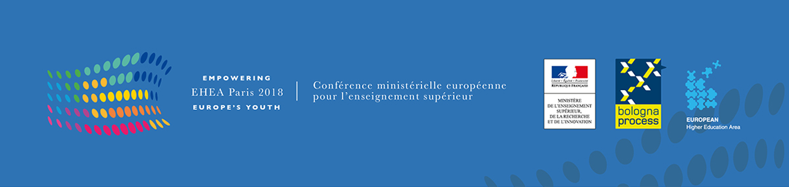 EHEA Ministerial Conference Paris 2018